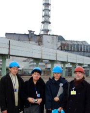Sr-90 Group in Chernobyl